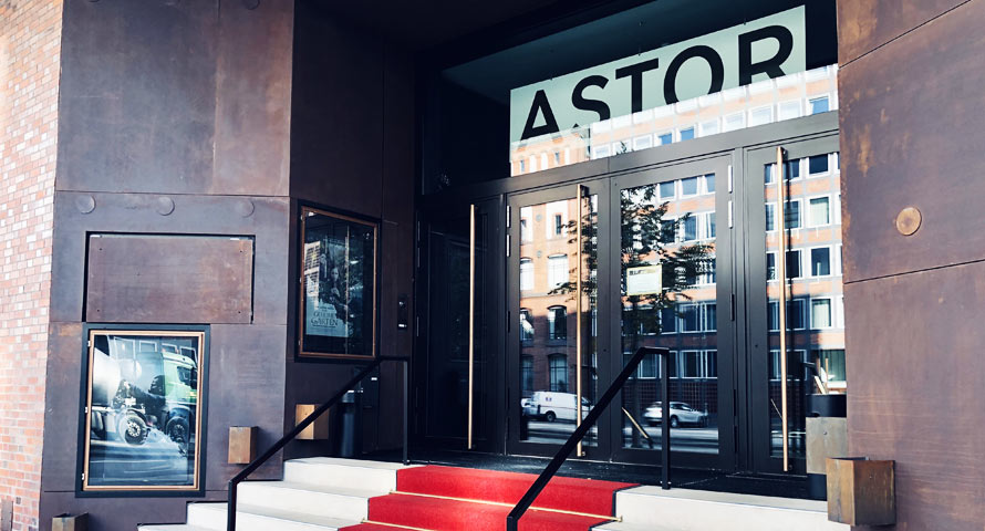 ASTOR Film Lounge HafenCity: Luxus-Kino am Sandtorkai