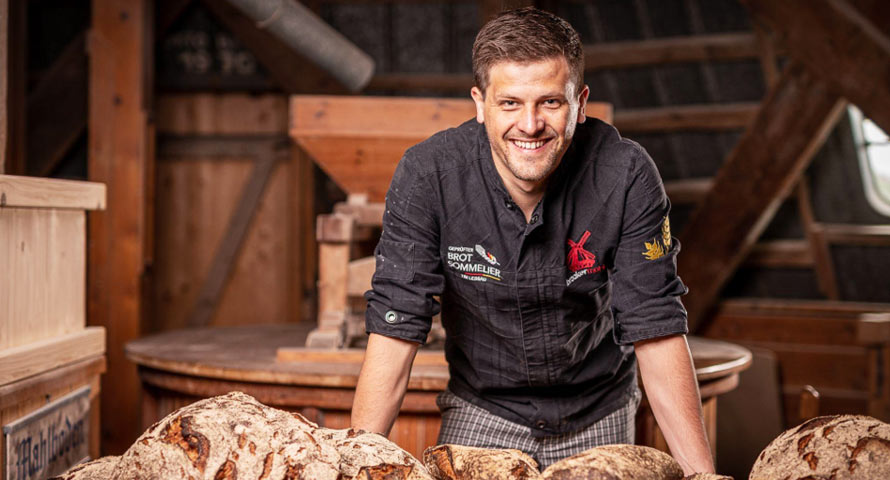 Die Bäckerei Braaker Mühle